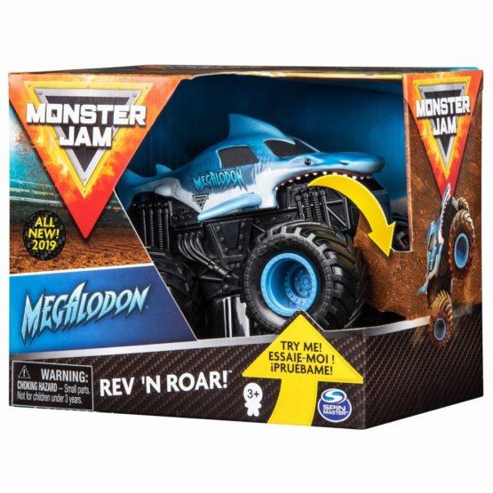 Monster Jam Macheta Megalodon Seria Roar Scara 1 La 43