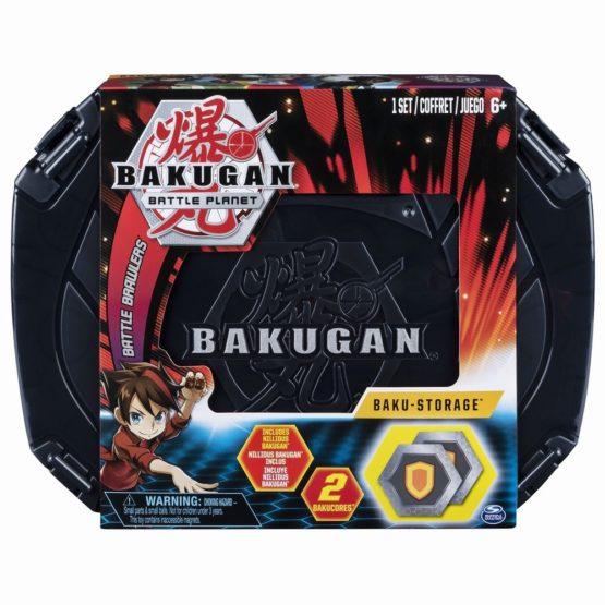 Bakugan Caseta Pentru Pastrare Cu Bila Nillious