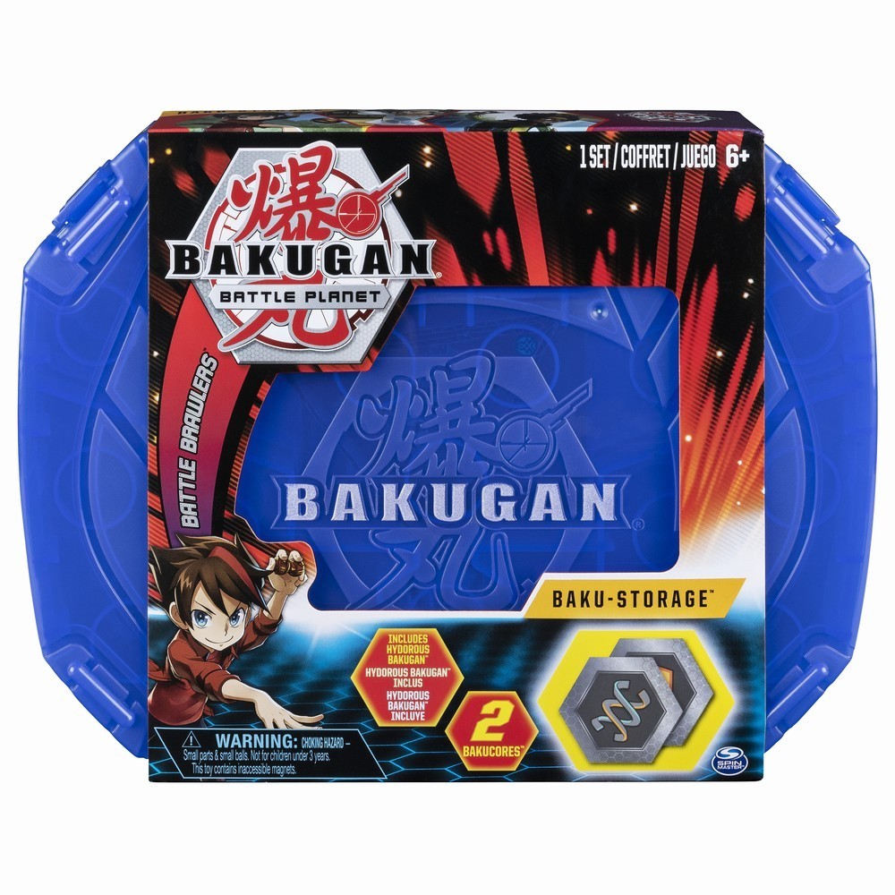 Bakugan Caseta Pentru Pastrare Cu Bila Hydorous