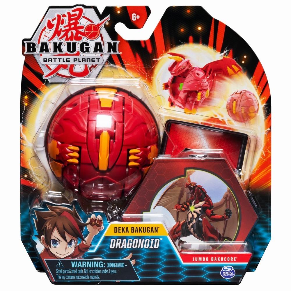 Bakugan Deka Jumbo Dragonoid