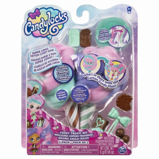 Candy Locks Set 2 Papusi Parfumate