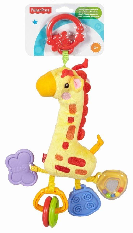 Fisher Price Sunatoare Bebe Girafa