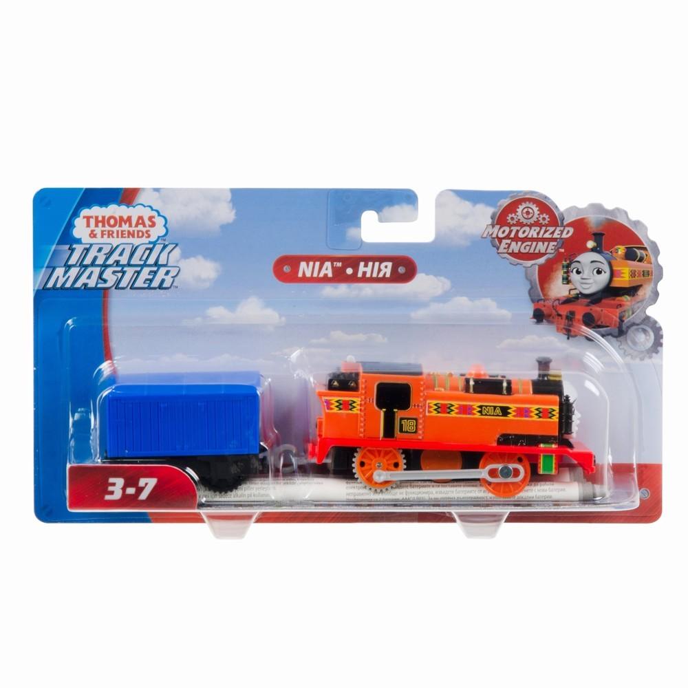 Thomas Trackmaster Locomotiva Nia Cu Vagon