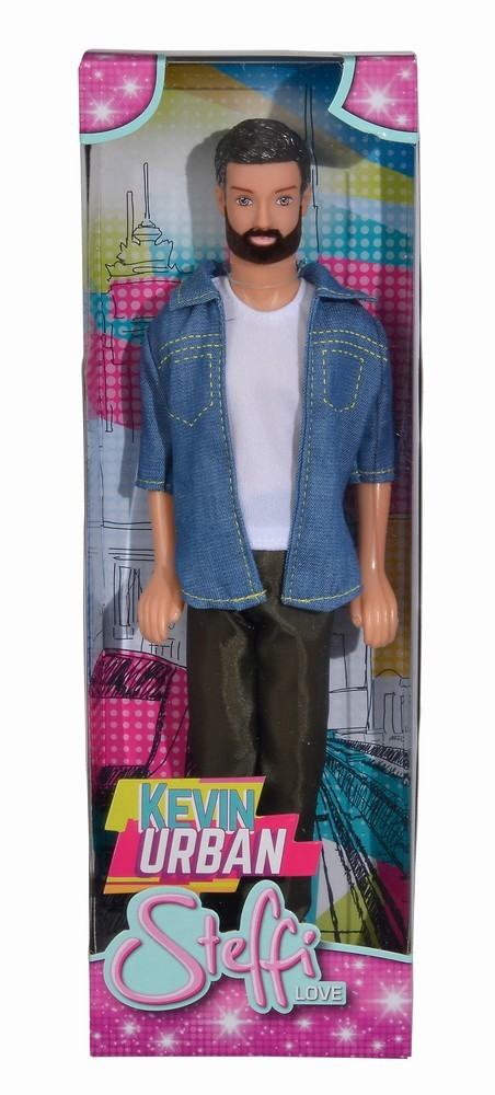 Papusa Kevin Urban Style Bluejeans