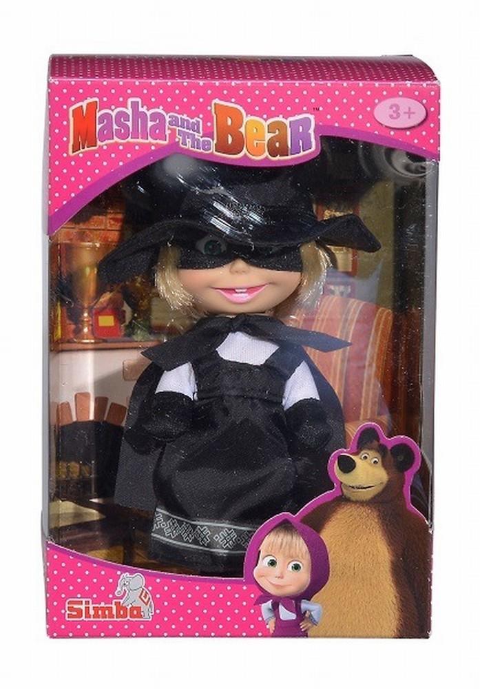 Masha Star De Cinema Cu Costum Zorro