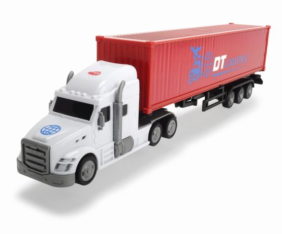 Dickie Camion Container Cu Remorca 42 Cm