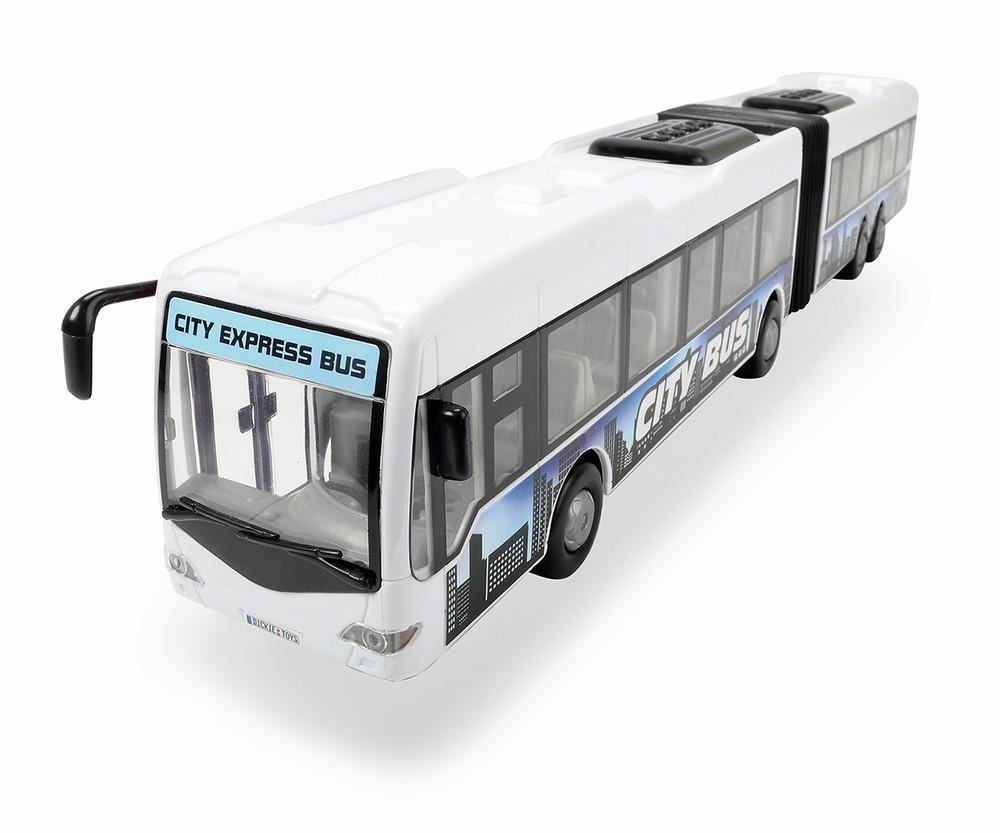 Dickie Autobuz Albastru City Express