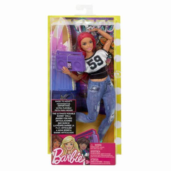Barbie Papusa Dansatoare Pop