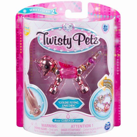 Twisty Petz Bratara Animalut Goldie Unicorn