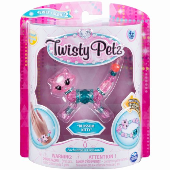 Twisty Petz Bratara Animalut Blossom Kitty