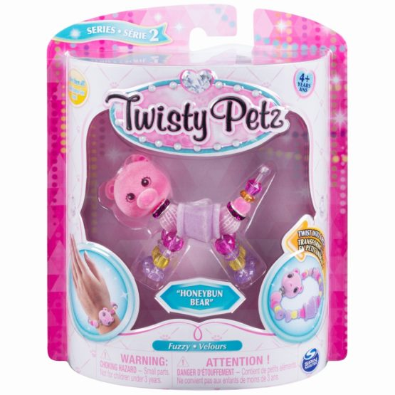 Twisty Petz Bratara Animalut Honeybun Bear