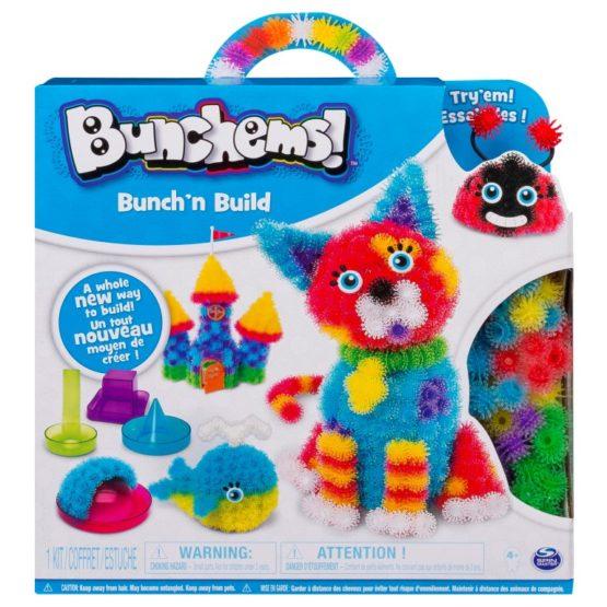 Bunchems Set Creeaza Cu Forme