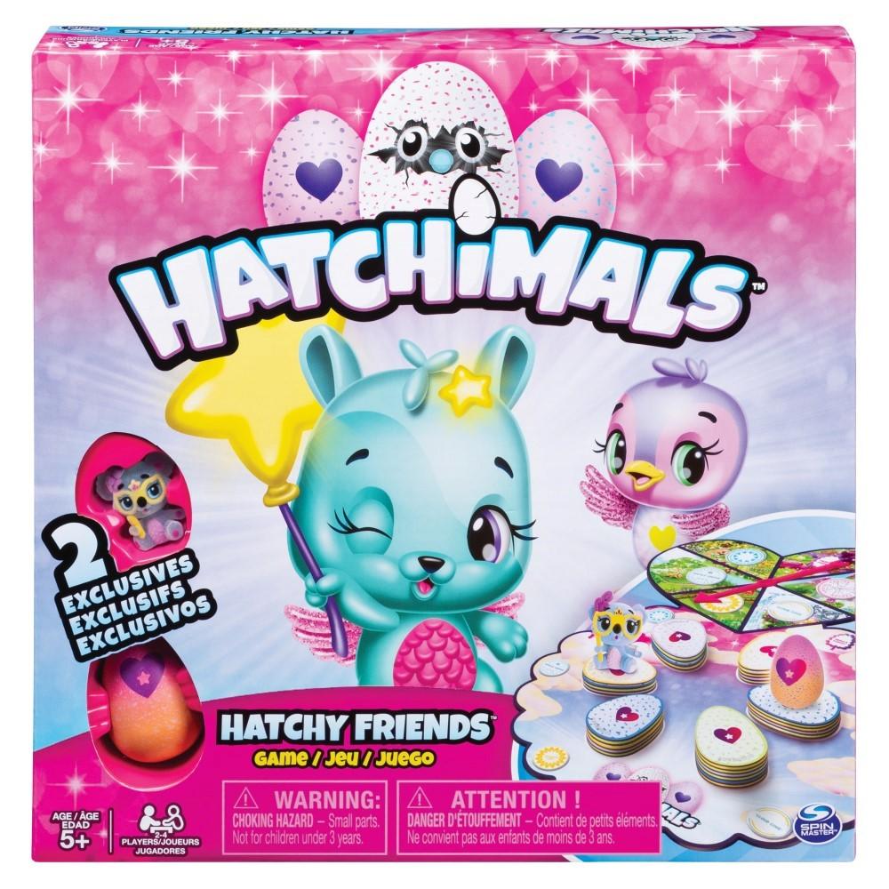 Joc Hatchimals Cu Planse Si Animalute
