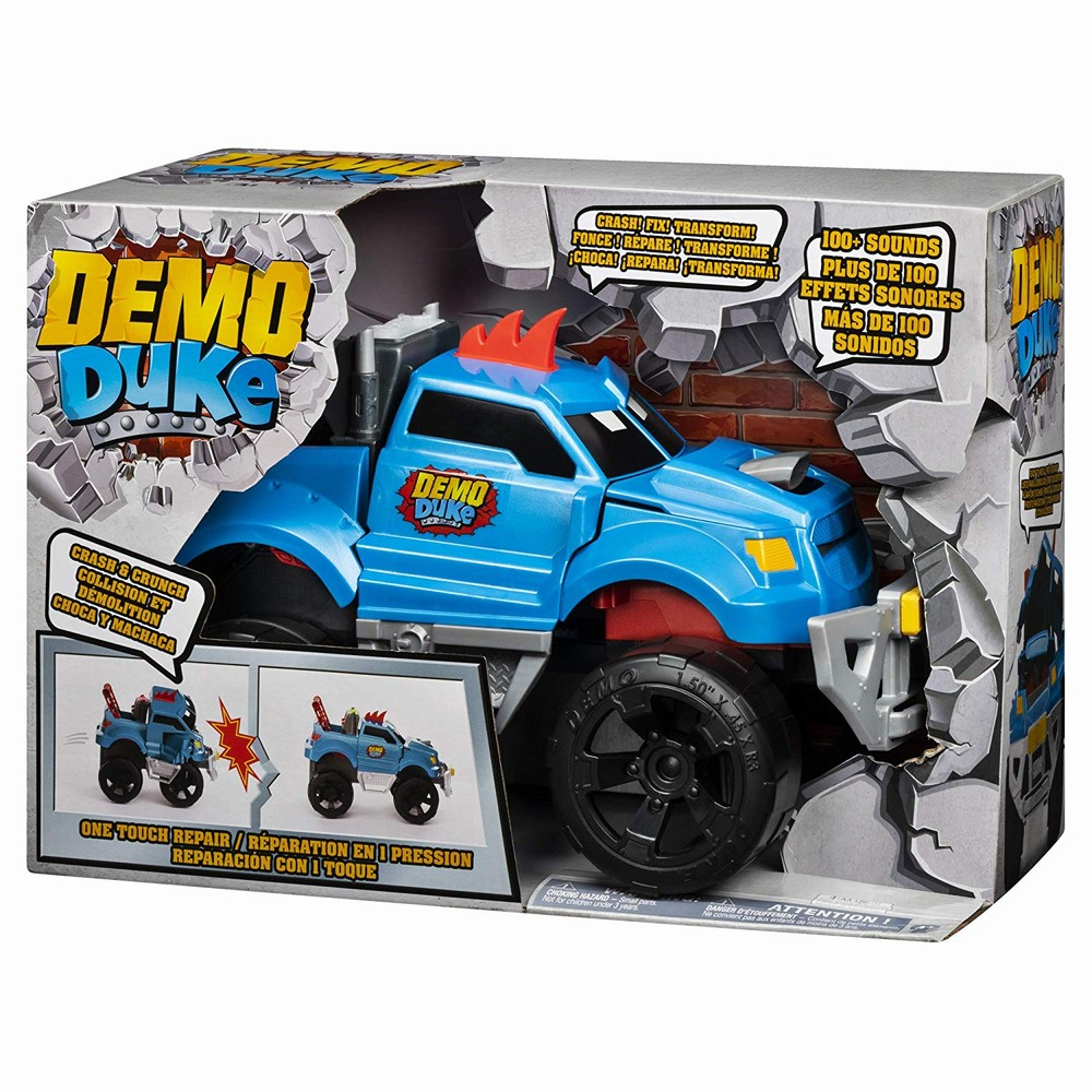 Camionul Interactiv Demo Duke