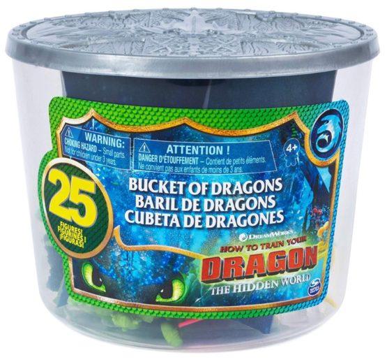 Dragoni In Galetusa 25 De Figurine