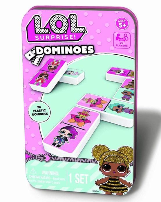 Domino In Cutie De Metal Lol