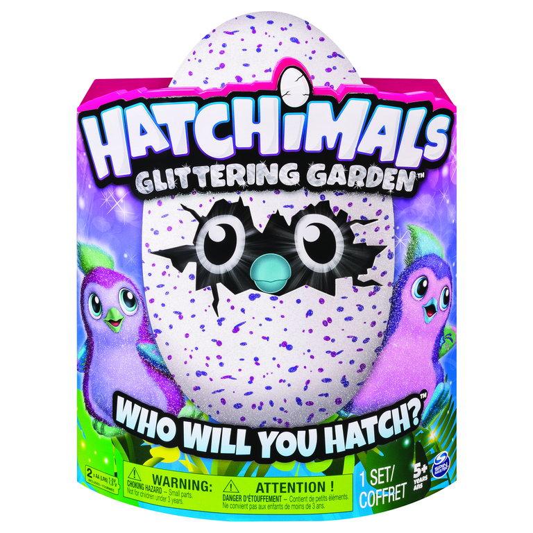 Hatchimals Oul Violet