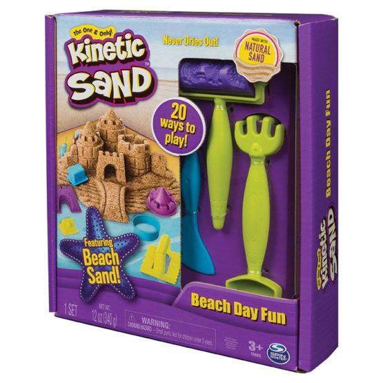 Nisip Kinetic O Zi La Plaja