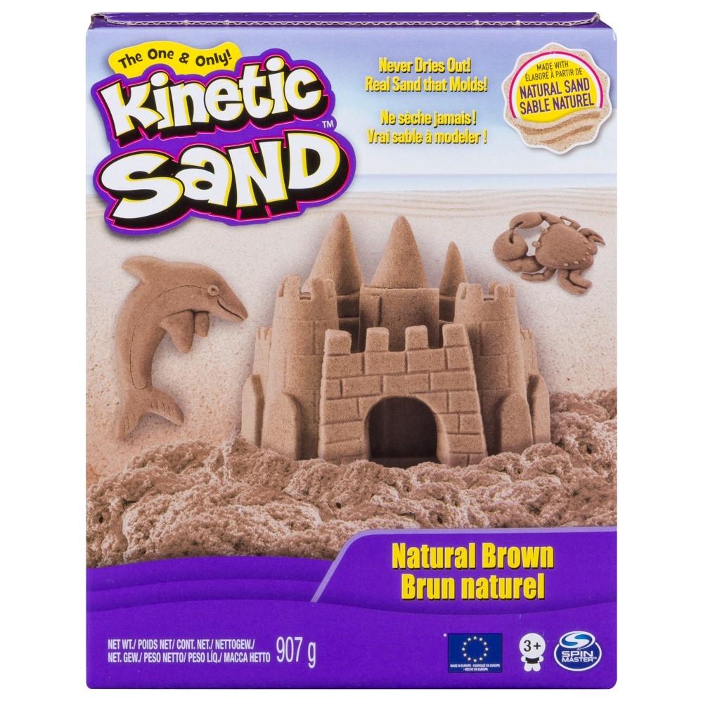 Kinetic Sand Culoare Naturala