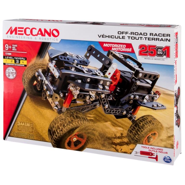 Meccano Kit 25 In 1