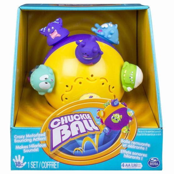 Mingea Bebe Interactiva Chuckle Ball