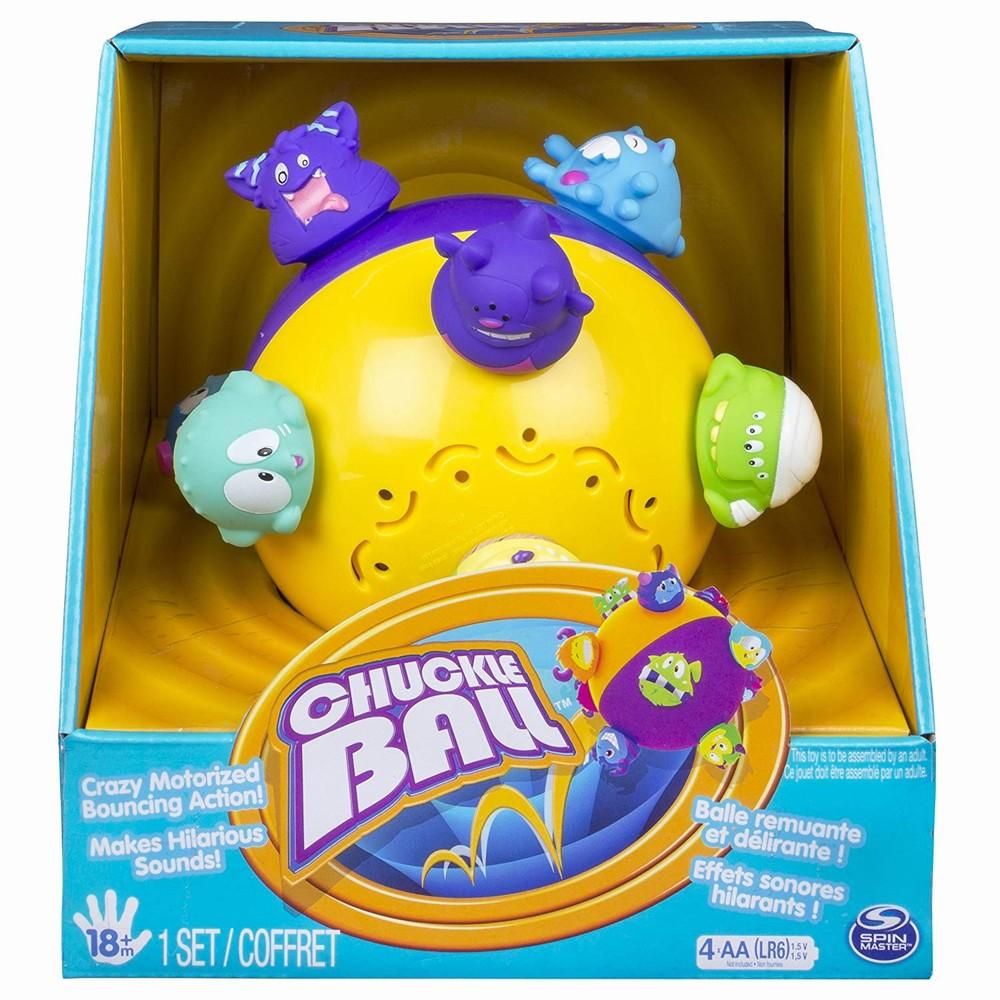 Mingea Bebe Interactiva Chuckle Ball