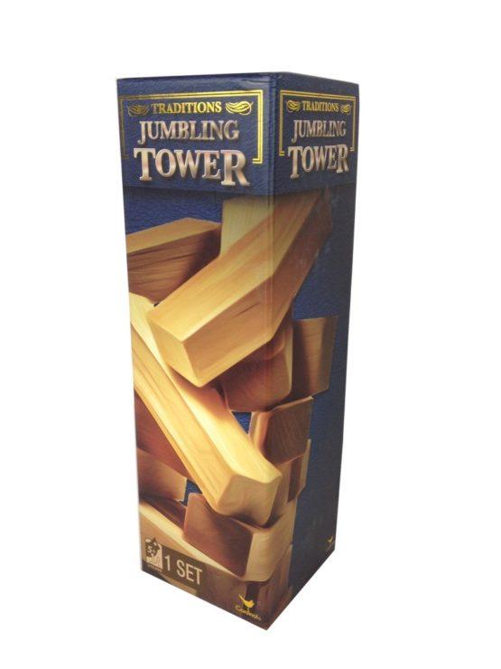 Turnul Bucluscas 39 De Piese