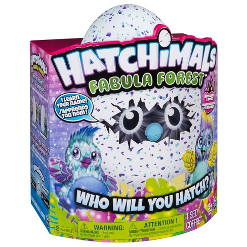 Hatchimals Fabula Forest Puffato