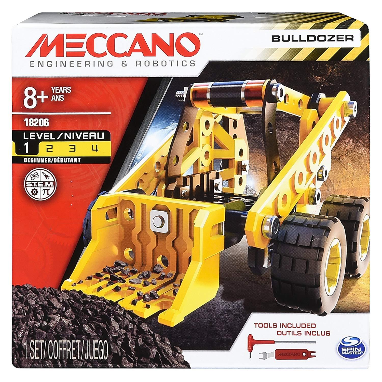 Meccano Kit Buldozer
