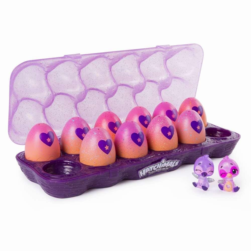 Hatchimals Colectibil 12 Ousoare Cu Cofraj Sezonul 4