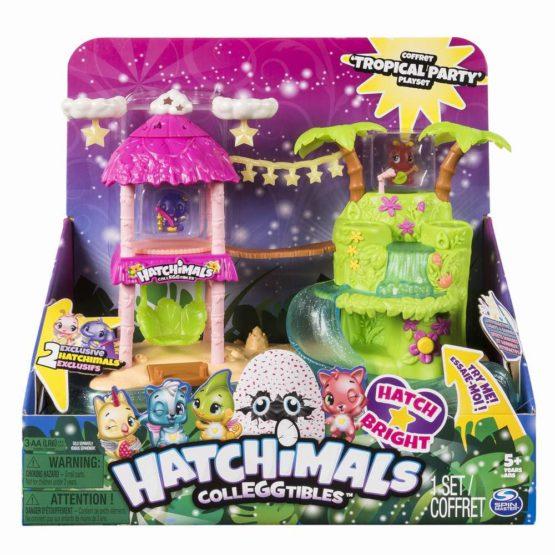 Hatchimals Petrecere Tropicala Sezonul4
