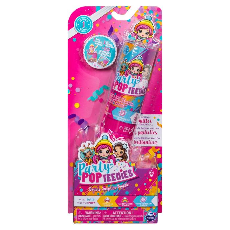 Set Party Cu Papusa Si Confetti