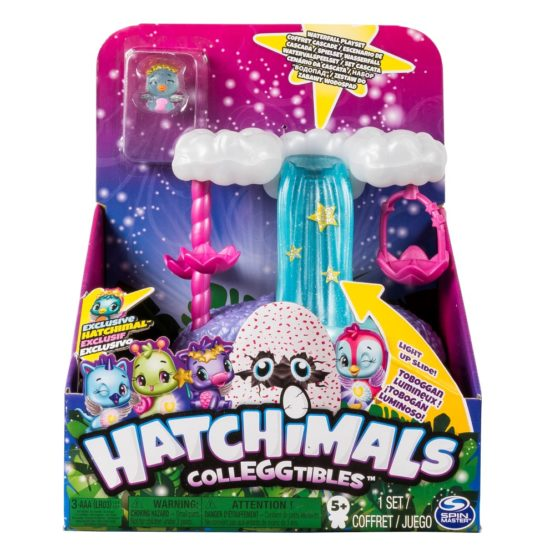 Hatchimals Cascada Tobogan