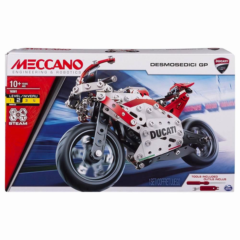 Meccano Ducati Moto Gp Cu Suspensie