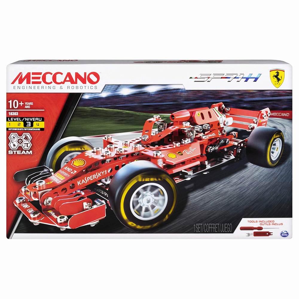 Meccano Ferrari 1 Race
