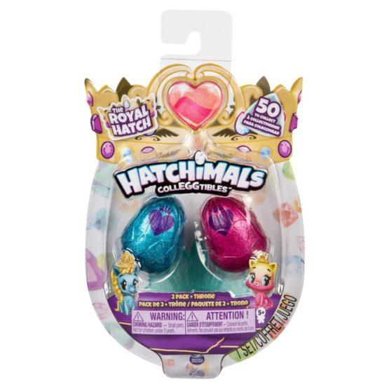 Hatchimals S6 Set 2 Ousoare Cu Tron