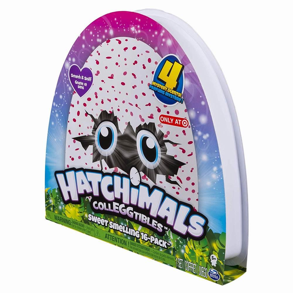 Hatchimals Cutia Surpriza Cu 16 Animalute Parfumate