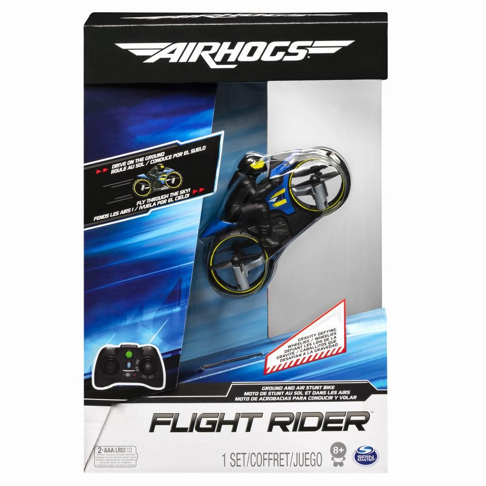 Airhogs Motocicleta Zburatoare Cu Radiocomanda