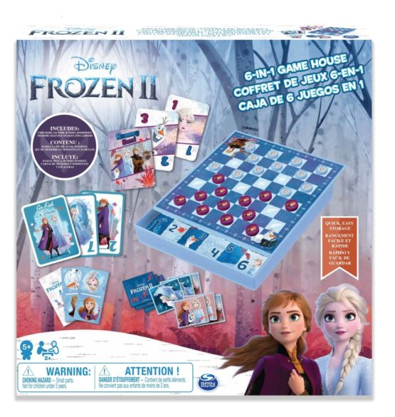 Frozen 2 Set Jocuri 6in1
