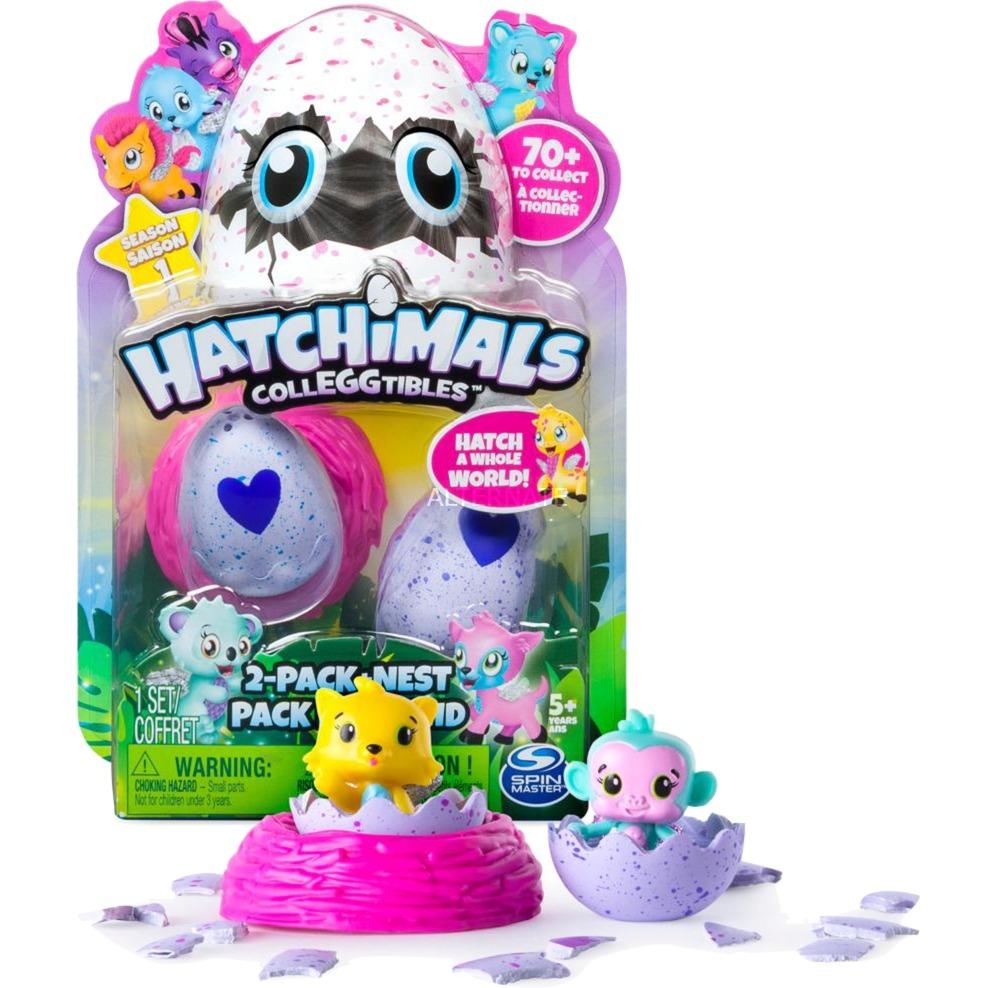 Hatchimals Colectibil 2 Ousoare Si Cuib Sezonul 1