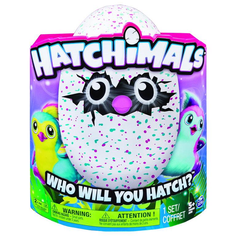 Hatchimals Oul Turcoaz