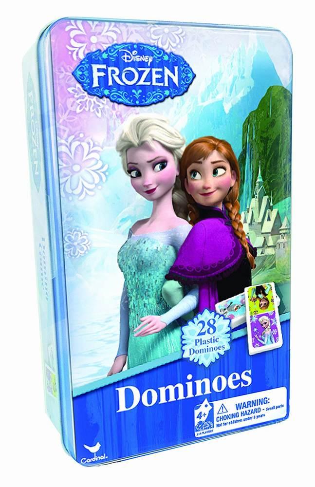 Domino In Cutie De Metal Universul Frozen