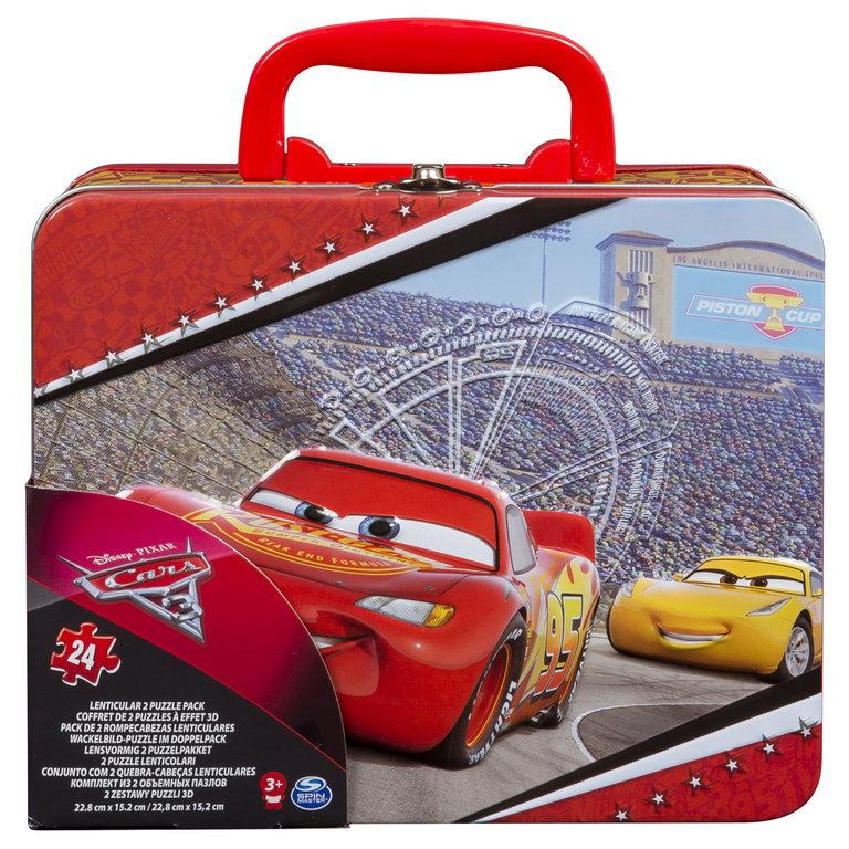 Cars 3 Gentuta Cu Puzzle