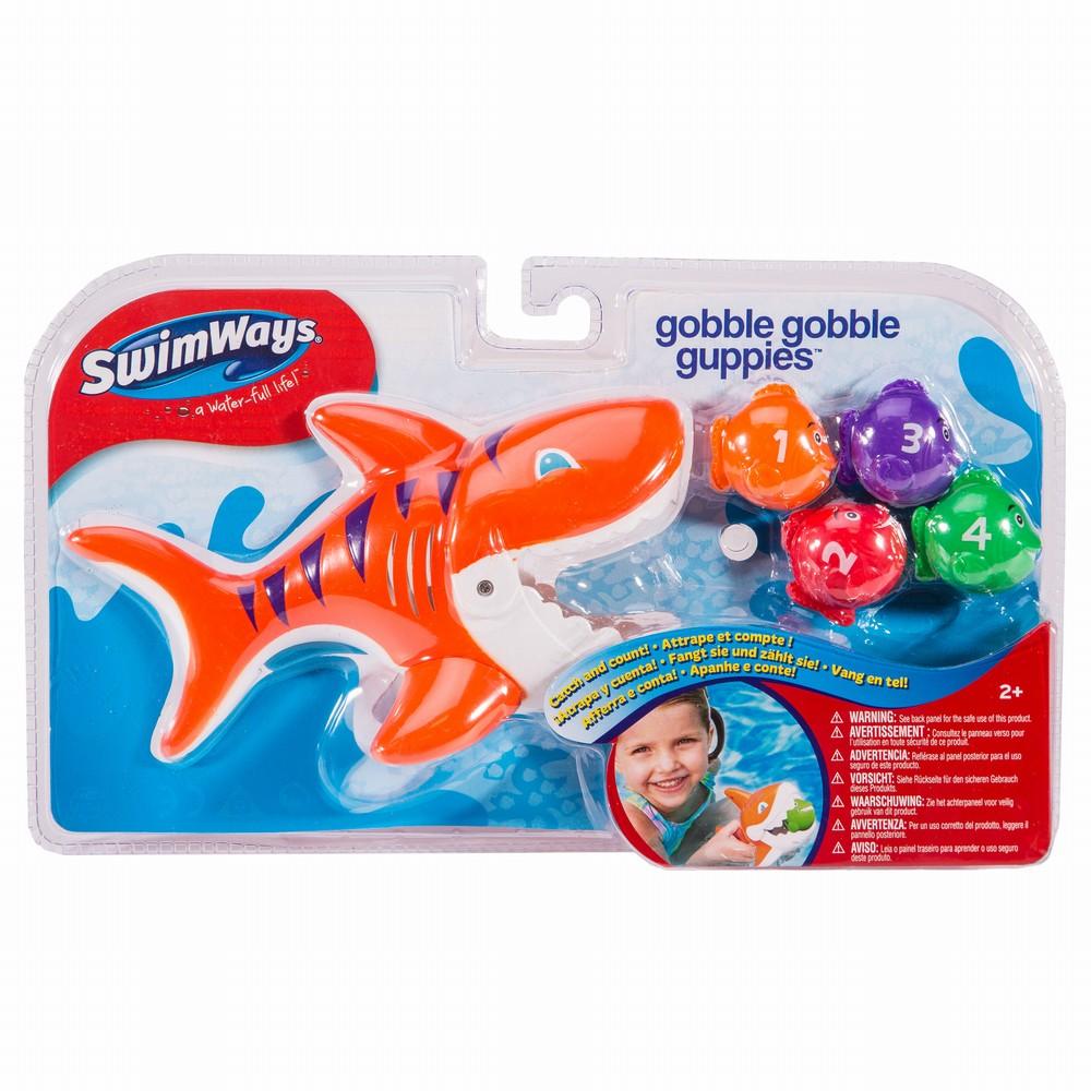 Swimways Prinde Numara Invata Culorile Pestisorilor