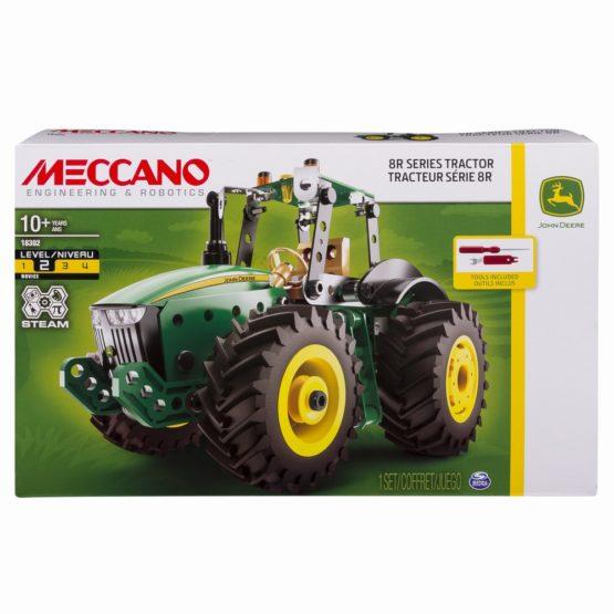 Meccano Tractor John Deere