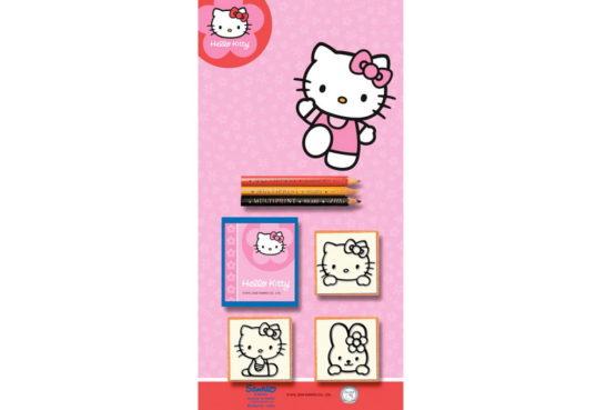 Noris Set Stampile Hello Kitty