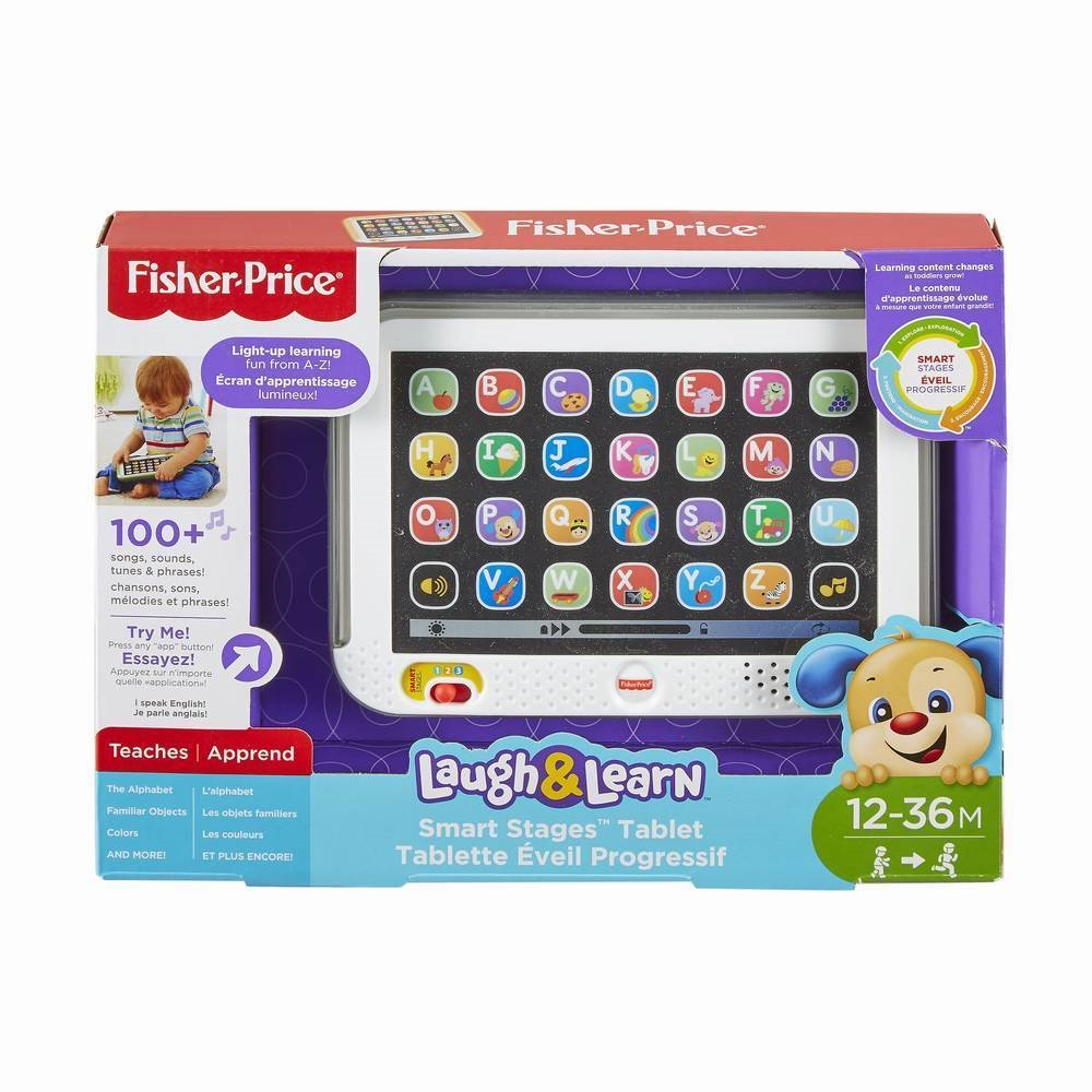 Tableta Educativa Cu 3 Niveluri De Dezvoltare Limba Romana Fisher Price
