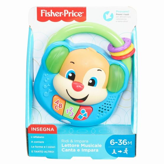 Fisher Price Mini Orga Muzicala Bebe