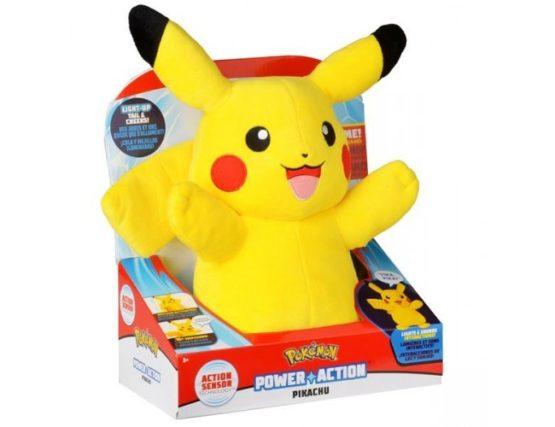 Pokemon Pikachu Plus Interactiv Cu Senzori De Miscare
