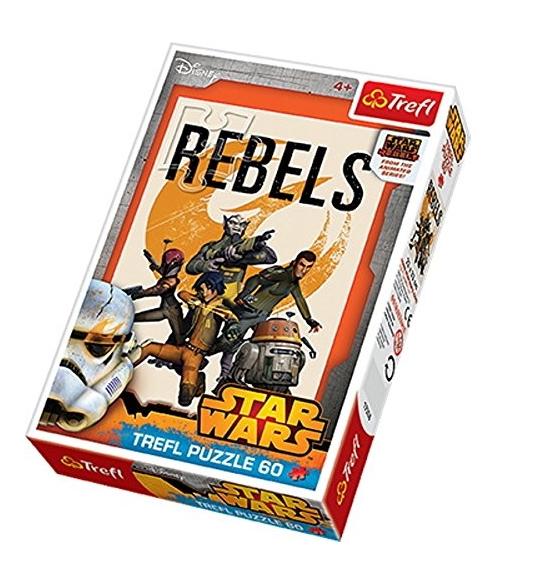 Puzzle Trefl 60 Star Wars